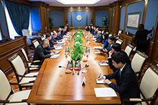 Gazprom and Petrovietnam discuss gas cooperation