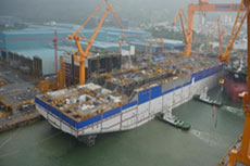 McDermott delivers RSS for Ichthys LNG project