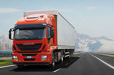 LC3 purchases Iveco's Stralis LNG vehicles