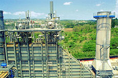 Jamaican power plant converted to LNG dual-fuel capability