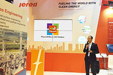 Jereh launches micro LNG solution