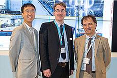 Hanjin, GTT and DNV GL sign agreement
