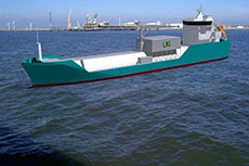 BV set to class first LNG bunker barge