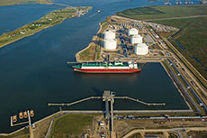 Golden Pass LNG files FERC application