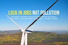 BC LNG should use renewable energy