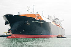 GasLog completes LNG carriers acquisition