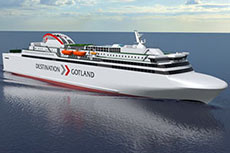 OSK-ShipTech and GSI in LNG ferry deal