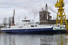 Corvus Energy in JV award for LNG hybrid ferry