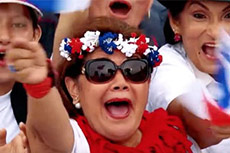 Video: Panama celebrates expanded canal