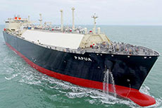 MOL takes delivery of PNG LNG carrier