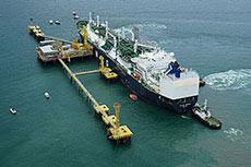 Petrobras and Mitsui plan LNG plant