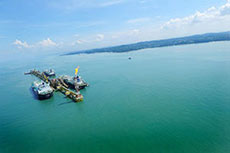 Petronas closer to completion of FLNG facility