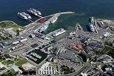 Ports to develop Helsinki-Tallinn link