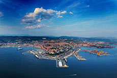 EU grants LNG funding to North Adriatic Ports
