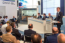 DNV GL celebrates first year of operation