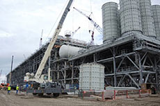 GE awarded Sabine Pass LNG contract