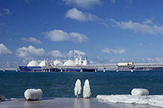 Sakhalin hits LNG production milestone