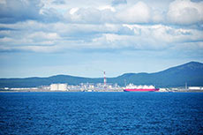 Gazprom and Shell sign roadmap for Sakhalin LNG train