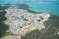 Santos GLNG boosts Australian business