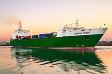 SeaRoad invests in LNG fuelled vessel