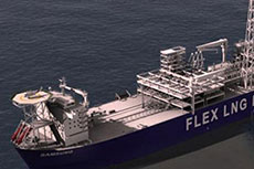 FLEX carriers to use ME-GI engines