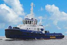 Signet Maritime tug will service LNG platforms
