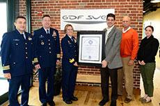 GDF Suez's Distrigas receives Coast Guard honour