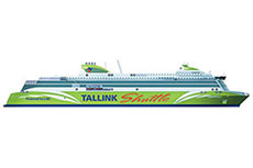 Tallink and Meyer Turku to construct LNG ferry