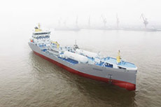 Ternsund to become first vessel to bunker LNG at Port of Rotterdam