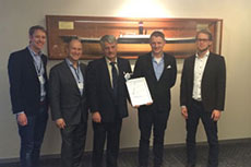 DNV GL grants general approval for VARD's new LNG tank