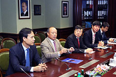 Gazprom and Petrovietnam discuss natural gas cooperation