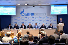 Gazprom calls for use of LNG to diversify exports