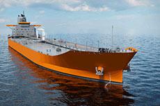 Wärtsilä launches Aframax tanker design