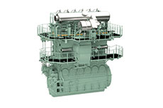 Wärtsilä's dual-fuel engines for large LNG carriers
