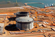 Apache confirms completion of Wheatstone LNG sale