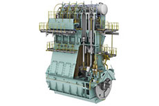 WinGD and Doosan demonstrate new engine for LNG carriers