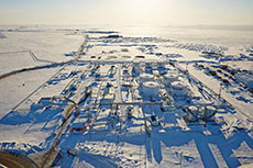 Novatek, Shell sign Yamal supply contract