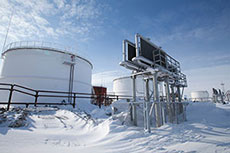 VINCI awarded Yamal LNG storage tanks construction contract