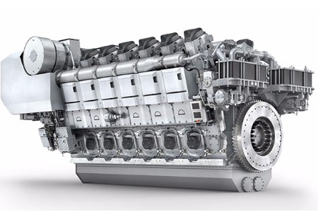 MAN reveals successor to 48/60CR engine