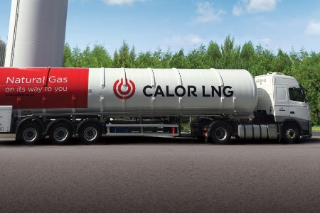 Calor announces significant investment in LNG supply infrastructure