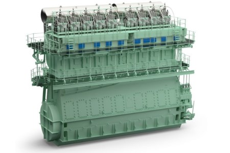 WinGD launches new LNG-fuelled engines in