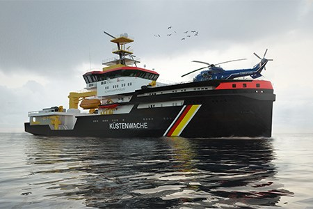 Rolls Royce Supplies Propulsion System For New Multi Purpose Vessels Lng Industry