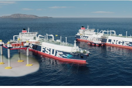 Stena agreement with DOE for LNG to power project
