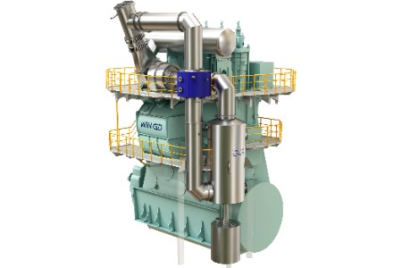 Alfa Laval and WinGD co-operate on engine solutions