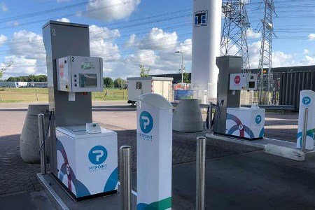 Ham Group expands its network of LNG service stations