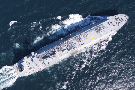 Capital Gas takes delivery of LNG carrier