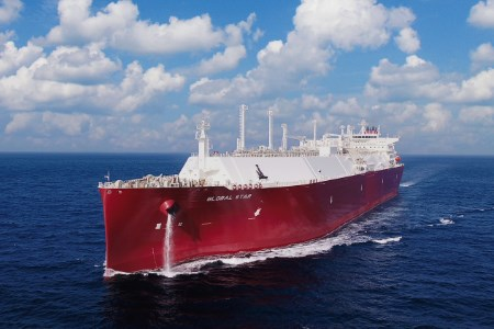 Nakilat takes delivery and management of LNG carrier new-build