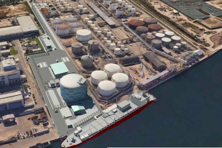 Venice LNG obtains authorisation for LNG storage terminal in Porto Marghera
