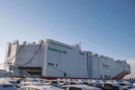 Siem Car Carriers adds second LNG-fuelled PCTC