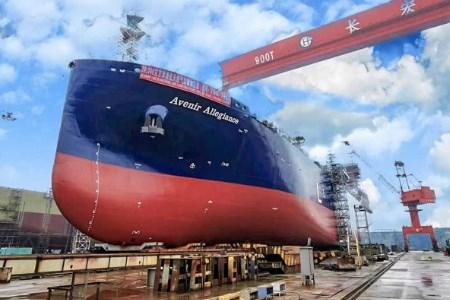 Avenir LNG announces launch of its new LNG bunkering vessel